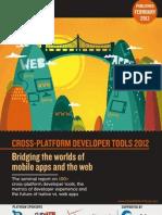 Vision Mobile Cross-Platform Developer Tools 2012