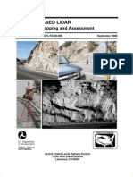 GROUND-BASED LiDAR Rock Slope Mapping and Assessment
