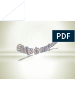 CODIGO DE CONVIVENCIA