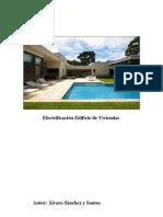 Proyecto Técnico de Electrificación Edificio de Viviendas