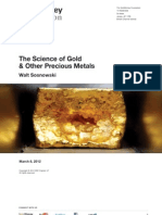 Science of Gold A