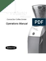 PRECISO Operations Manual