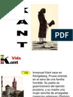 Vida y Obras de Kant Expo