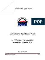 25 kV Application Final Draft - English