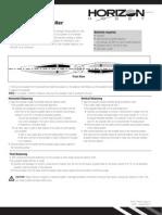 HHD Prop Balancing Instructions
