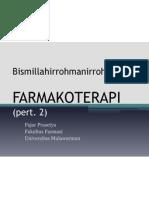 Farmakoterapi Pert. 2