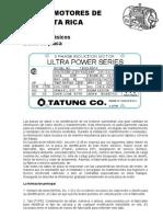 Placa de Datos Motores Trif%C3%A1sicos