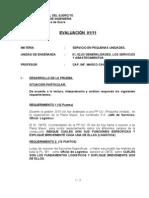 Primera Ev. Emi Ss.pp.Uu
