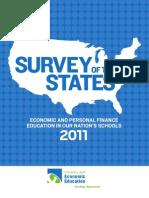 Financial Literacy Survey - 2011