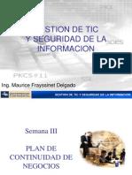 Gestion de TIC y Seguridad de La ion 2011 (3 de 3)