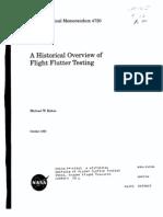 Historical Overview of Flutter