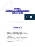 Tema 4 - as Independientes Del Contexto