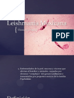 Leishmania Mexicana