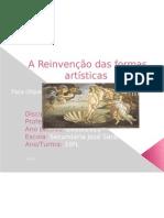 Arte Em Portugal