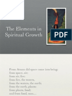 Elements in Spiritual Growth