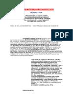 EMPRESAS -  Petição Inicial - Danos Morais