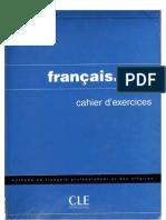 Francais Com Cahier
