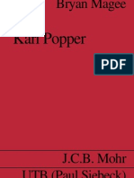 Magee,Bryan Karl Popper