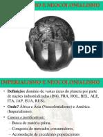 Imperialismo (8 Serie 2 e 3 Ano)