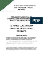 POLICIA ESCOLAR