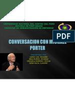 Conversacion Con Michael Porter