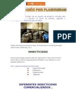 Los Plaguicidas o Pesticidas