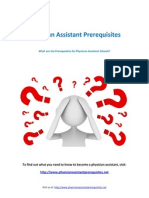 Physician Assistant PDF