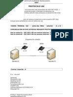 Asterisk Troncal IAX v1