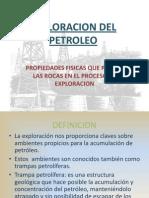 Exploracion Del Petroleo -Propiedades de Las Rocas