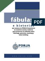 FÁBULAS PARA CONFERENCIAS
