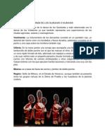 Danza de Los Guaguas o Huahuas
