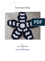 Flower Rug Book