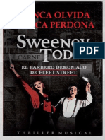 Sweeney Todd Guion