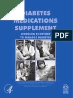 Drug Tables Supplement