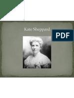 Kate Sheppard