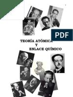 Apuntes de Teoría Atómica, enlace y Geometría molecular