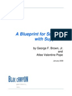A Blueprint for Success With Suppliers