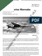 Century Series Wannabe _ Military Aviation _ Air & Space Magazine