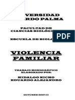 27367585 Monografia Violencia Familiar