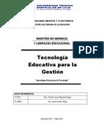 Aprendizaje Potencia Por La Tecnologia