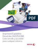 DOCUCOLOR 242-252-260