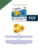 Descargar Tune Up Utilities 2012 en Español con 3 formas de activar