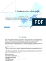 China Rice Flour Products Mfg. Industry Profile Cic1431
