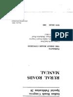 SP 20 - 2002 Rural Road Manual