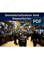 demat and depository