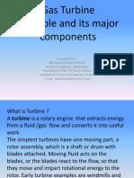 Gas Turbine Class Presentation