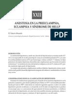 Preeclampsia Anestesia