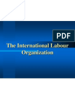 Copy of the International Labour Organization ILO