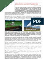 Geo Themal Energy(News Letter)