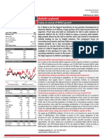 Ashok Leyland - Avendus Report